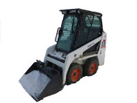 2012 BOBCAT S70 Skid Steer Cash/ trade/ lease to own terms.