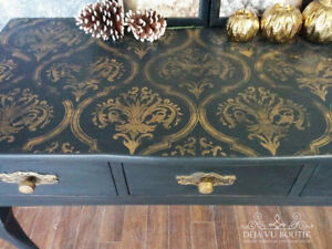 Restyled multi-purpose table