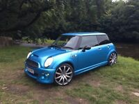 Mini Cooper S one off Mini Mania Modified Proffesionaly fully loaded with extras may swap?