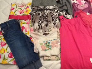 Girls size 4 clothing great condition
