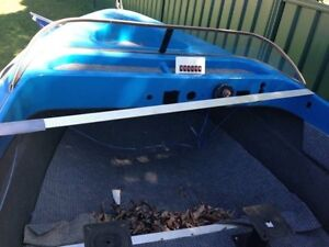 PROJECT SPEED BOAT + UNREGO TRAILER Newcastle Newcastle Area Preview
