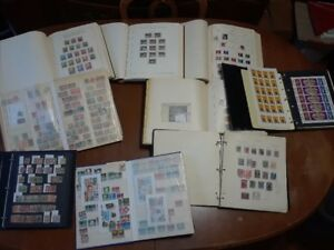 HUGE stamp collection
