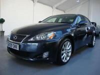 Lexus IS 250 2.5 SE-I Auto, 2009, 66k FLSH, Grey, Superb Low Mileage Example,