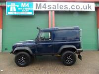 Land Rover Defender 90 TD5 NO VAT Big Spec Van