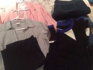 Women's Clothing Lot size L/XL