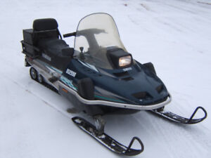 1999 YAMAHA ENTICER II TRAPPER 410 long track $2475.00