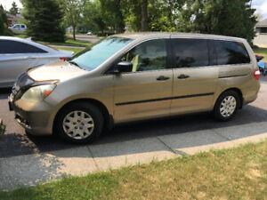 2005 Honda Odyssey Minivan, Van