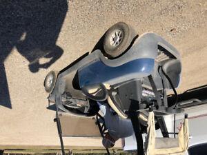 Electric golfcart