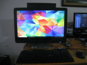 Dell Inspiron 2330 touchscreen all in one desktop