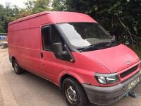 FORD TRANSIT WANTED ANYTHING CONSIDERED
