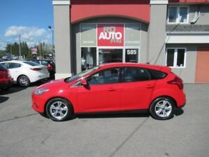 Ford Focus hatchback SE MAG 2014
