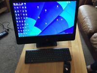 HP envy 23 inch beats audio desktop PC