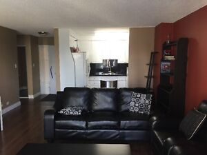 DOWNTOWN JASPER AVE ONE BEDROOM - FOR RENT