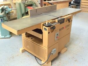 "SCM 20"" PLANER / JOINTER Combination MACHINE EX.COND in GTA"