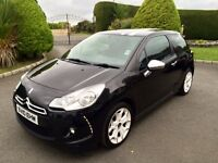 CITROEN DS3 1.6 HDI DIESEL, LOW INSURANCE, LOW TAX ***FINANCE THIS FROM AS LITTLE AS £39.50 PER WEEK