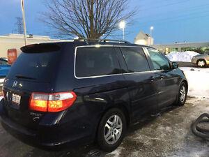 2005 Honda Odyssey Minivan, Van Kitchener / Waterloo Kitchener Area image 3