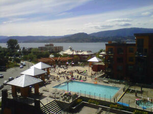 Two condos in lower mission Kelowna, Penthouse and 2Bed+den