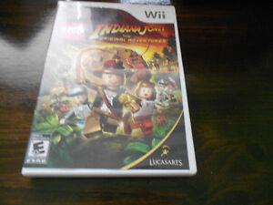 Indiana Jones The original adventures for Wii