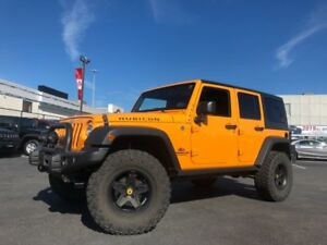 2012 Jeep Wrangler Unlimited Rubicon | AEV RIMS & NITTO TIRES |