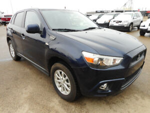 2012 Mitsubishi RVR SE- AWD, Bluetooth, Factory Warranty!