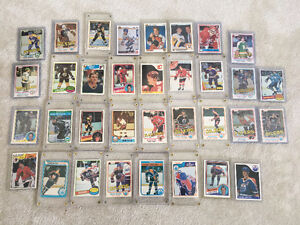 Hockey Card Collection for Sale Lots of High Priced Rookie Cards