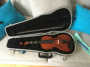 3/4 size violin to exchange or sell for a full size violin