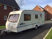 2006 Bailey Ranger 4 Berth Caravan