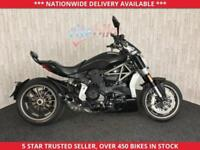 DUCATI XDIAVEL X DIAVEL LOW MILEAGE EXAMPLE SUPERB BIKE 2016 16