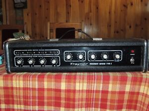 Mixer/amplificateur Traynor Voicemate Reverb YVM-3