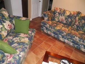 Couch and Love Seat In Great Shape