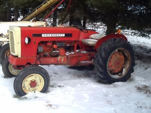 Tractor - Antique Cockshutt 540