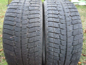 2X Pneus Hivers 225/45R17 Winter tires