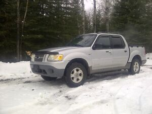 2001 Ford Explorer Sport Trac SUV, Crossover 308490 kms