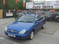 2001 CITROEN XSARA VTR 1.6L ONLY 98,330 MILES, GREAT CONDITION