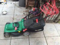 Qualcast 1600w 37cm mower