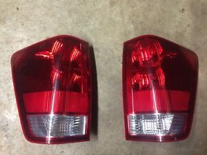 Tail Lights Nissan Titan