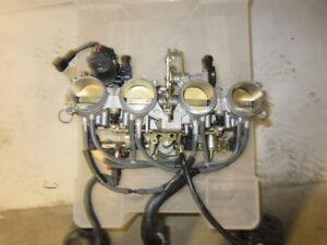 2005 Yamaha R1 Intake Manifold with Injectors
