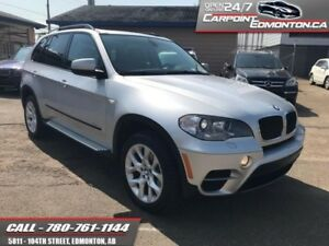 2013 BMW X5 35i AWD...FACTORY WARRANTY TILL 2019..ONE OWNER ....