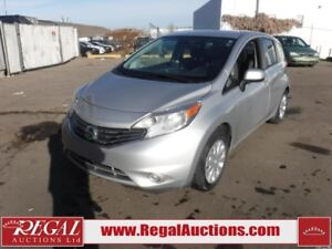 2014 NISSAN VERSA NOTE SV 5D HATCHBACK AT 1.6L SV