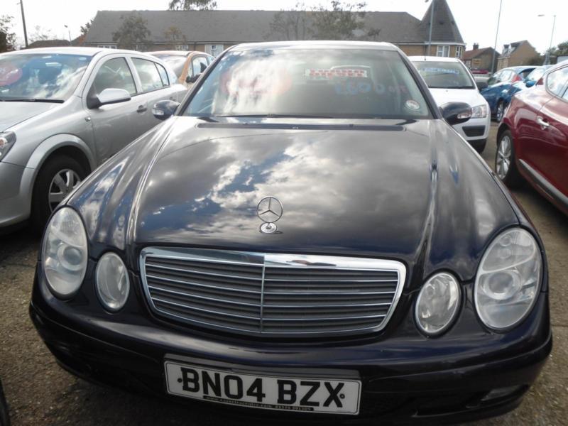 mercedes-benz e220 2.1td auto 2004 cdi classic | in grays, essex