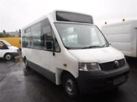 VOLKSWAGEN TRANSPORTER T30 TDI LWB 130ps WELFARE BUS Beige Manual Diesel, 2007
