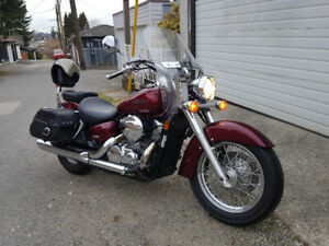 2006 Honda Shadow Aero VT750C