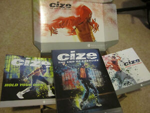 CIZE : The End of Exercize exercise DVD's