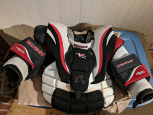Goaltender - Arm & Body Protector + Goalie Pants