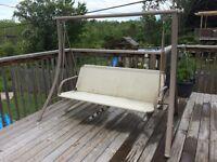 Deck Swing