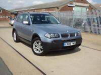 BMW X3 2.0 D SE 4X4