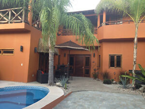 MEXICO, LA CRUZ, PRIVATE POOL, BEACH CLUB & GOLF CART