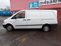 Mercedes Vito 111 CDI LWB 110PS NO VAT