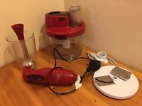 Hand Blender & Food Processor