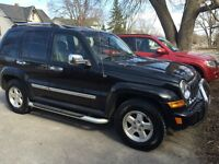 Jeep diesel CRD limited only 500 in Canada
